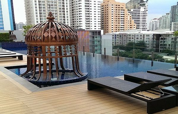 Address-Sukhumvit-61-Bangkok-condo-for-sale-swimming-pool